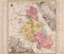 "Tobias Conrad Lotter ""Praefecturae Saxonicae Wurcensis Eilenburgensis Dubensis Geographica"