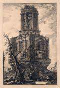 """Giovanni Battista Piranesi """"Avanzi di uno antico Sepolcro"""". 1776. Giovanni Battista Piranesi 1720"""