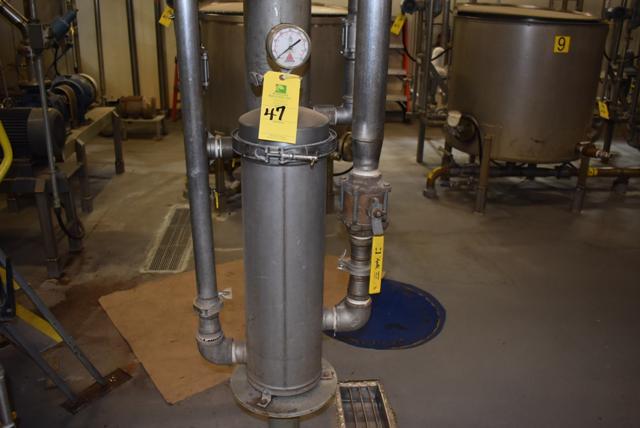 Lot 47 - Altrex Model #5DC2 Filter, RIGGING FEE $25