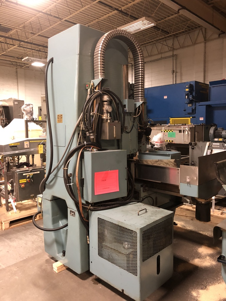 Lot 14 - Bostomatic 1000 CNC Milling Machine S/N MB-754 Model 1710-3S, LOADING FEE $400