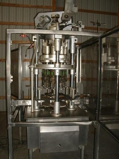 Surplus Liquid Packaging Equipment Auction from Various Companies