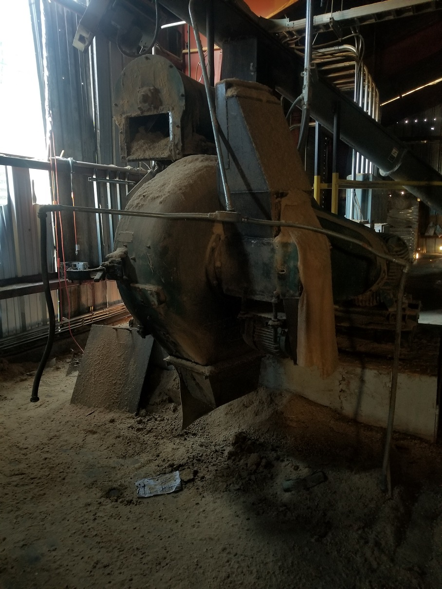 Complete Wood Pellet Plant for Animal Bedding, Feed, Alfalfa. Located Snowflake, AZ