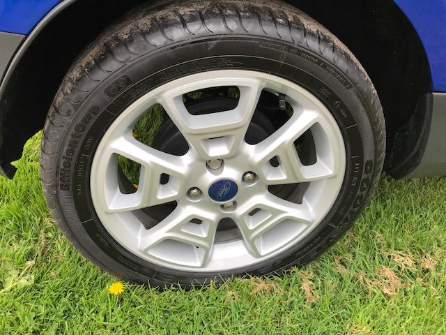 Lot 23 - Ford Eco Sport Titanium TDCI 2017 (NO VAT)