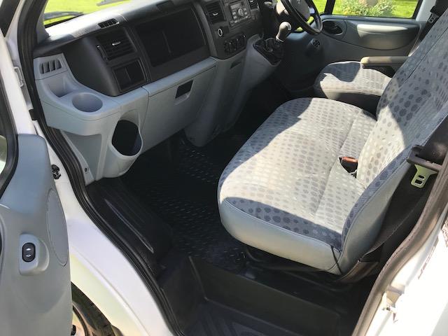 Lot 10 - Ford Transit 85 T260M Trend (NO VAT)