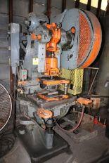 Lot 35 - W.E. Shipley Power Press No, 420-39