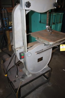 Lot 34 - Jet Bandsaw JBS-18 (converted to metal cutting)