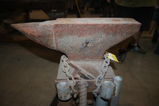 Lot 44 - Vulcan Anvil-110 lbs
