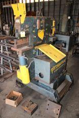 Lot 33 - Pittsburgh Steel Iron Worker w/Metal Brake Attachment