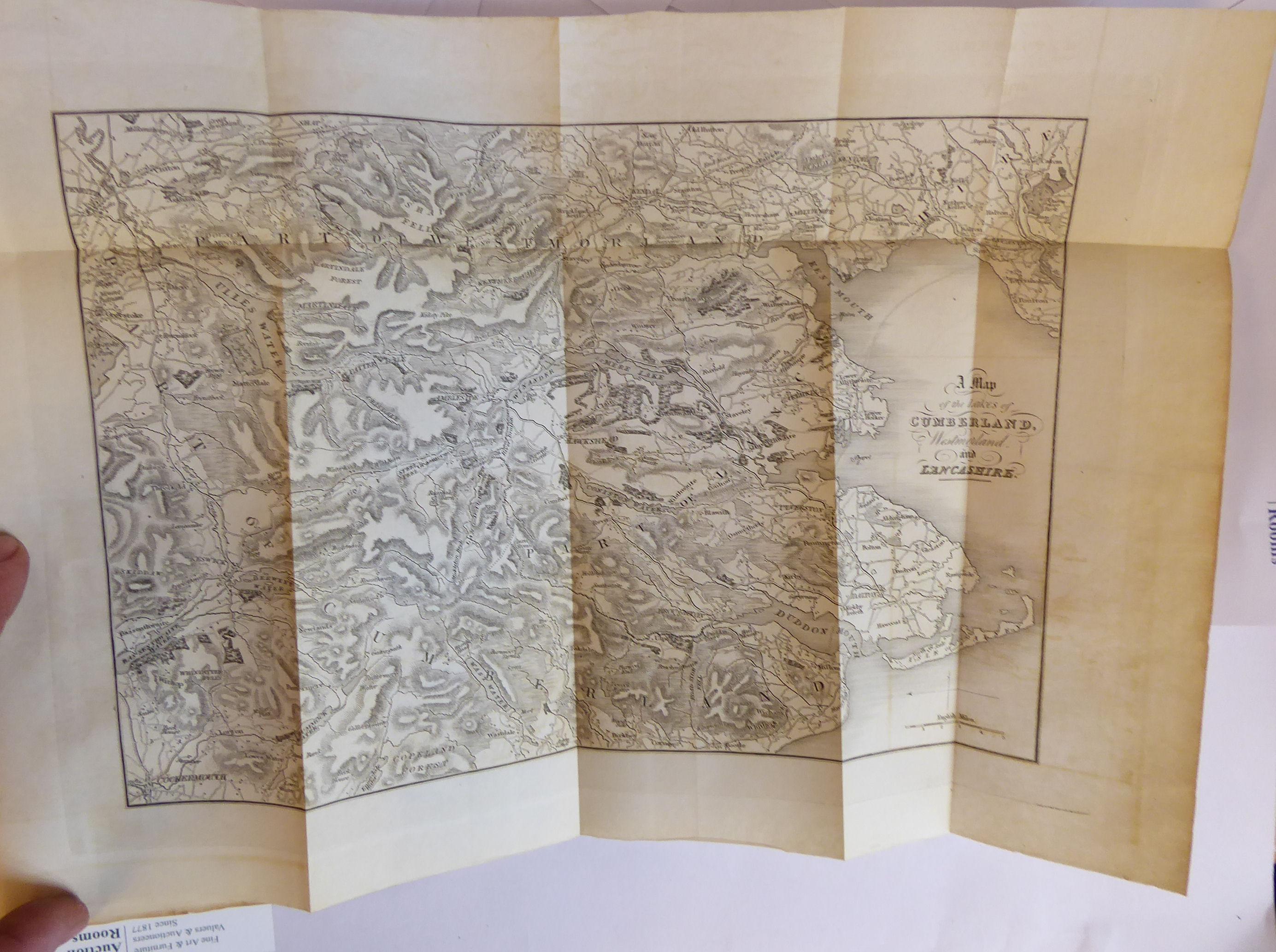 Lot 45 - Book: 'Paterson's Roads,