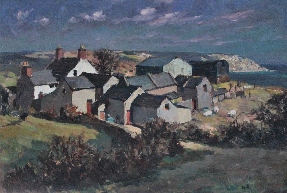 Lot 493 - Gyrth Russell Gower Coast Farm,