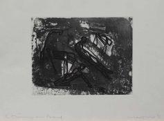 Michael Morgener (Chemnitz 1942- , deutscher Maler, Grafiker u. Zeichner, Std. a.d. HS f. Grafik