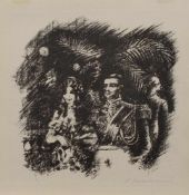 Ramòn Neckelmann (Hamburg 1907 - 2000 ebenda, deutscher Maler u. Grafiker, Std. i. Paris u.