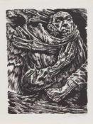Hans Orlowski (Insterburg 1894 - 1967 Berlin, deutscher Maler u. Holzschneider, Std. am