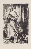 Paul Scheurich (New York 1883 - 1945 Brandenburg, deutscher Maler, Grafiker u. Kleinplastiker,