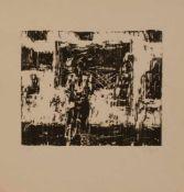 Aneliese Hoge (Schönfeld b. Dresden 1945 -, Grafikerin u. Malerin, Std. a.d. HS für Bildende