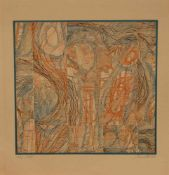 Ingo Arnold (Berlin 1931 -, deutscher Maler u. Graphiker, Std. a.d. FS f. angewandte Kunst Berlin,