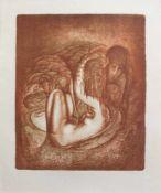 Jarmila Maranova (Prag 1922 - 2009 ebenda, tschechisch, jüdische Grafikerin u. Illustratorin,