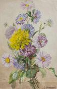 Gertrud Kleinhempel (Leipzig 1875 - 1948 Althagen/ Fischland, deutsche Kunsthandwerkerin u.
