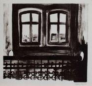 Henrik Hold (Böblingen 1971 -, deutscher Maler u. Zeichner, Std. a.d. HS f. Bildende Künste Hamburg)