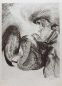 Irmel Droese (Landsberg 1943 -, deutsche Künstlerin, Std. a.d. Werkkunstschule Mainz u. a.d. KA