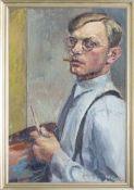 Theodor Schultze-Jasmer(Oschatz 1888 - 1975 Prerow, deutscher Maler, Grafiker u. Fotograf, Std. a.d.