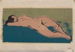 Vera Kopetz(St. Petersburg 1910 - 1998 Ueckeritz, Malerin, Grafikerin u. Collage-Künstlerin,