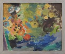 Hermann Lindner(Leipzig 1934 - 2001 Stralsund, deutscher Maler u. Grafiker, Std. a.d. FS f.