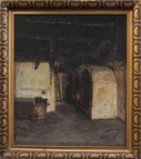 Friedrich Malchin(1867 - 1911, deutscher Landschaftsmaler, Sohn des Mecklenburger Malers Carl