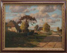 Paul Müller-Kaempff(Oldenburg 1861 - 1941 Berlin, deutscher Maler, Zeichner u. Lithograph, Std. a.