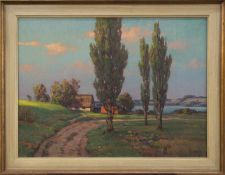 Arnold Lyongrün(Domnau/ Ostpr. 1871 - 1935 Hamburg od. Kühlungsborn, deutscher Dekorations- u.