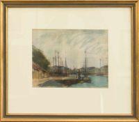 Karl Christian Klasen(Güstrow 1911 - 1945 bei Königsberg, deutscher Maler u. Zeichner, Std. a.d.