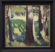 Hans Licht(Berlin 1876 - 1935 ebenda, deutscher Landschaftsmaler, Std. a.d. AK Berlin,