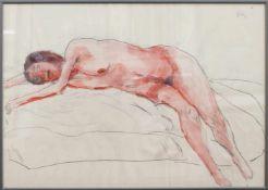 Hubertus Giebe(Drohna 1953 -, deutscher Maler u. Grafiker, a.d. HS f. Bildende Künste Dresden u. a.