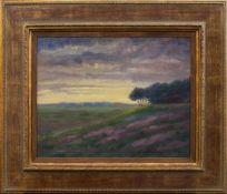 Helene Herveling-Bockenheuser(1873 - 1963 Bergen/Rügen, deutsche Landschaftsmalerin, Ausbld. in