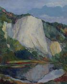 Hans Beyermann(Remscheid 1923 - 1999 Berlin, deutscher Maler u. Metallgestalter,