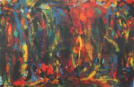 Alwin Carstens(Hamburg 1906 - 1982 ebenda, deutscher Maler, Zeichner u. Holzschneider, Std. a.d.