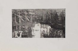 Herbert Grunwaldt(1928 - 2014 Hamburg, deutscher Maler u. Grafiker, Std. a.d. HS f. Bildende