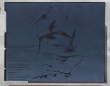 Manuel Knortz(Husum 1955 -, Ausbldg. in Malerei u. Grafik, tätig als Werbegrafiker u. Illustrator in
