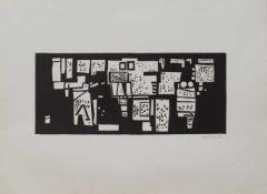 Gustav Kurt Beck(Wien 1902 - 1983 Wolfsburg, österreichischer Maler u. Grafiker, wichtiger Vertreter