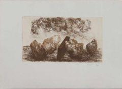 Defraij Dakoji(Hyderabad/ Indien 1944 -, indischer Künstler, Std. a.d. KHS Hyderabad u. a.d.