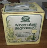 Lot 42 - A Winemakers kit