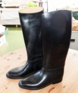Lot 7 - A pair of riding boots