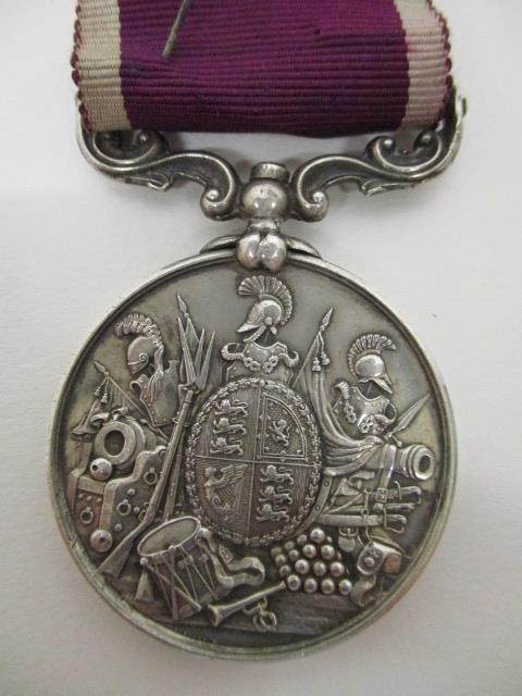 A Victorian For Long Service And Good Conduct Medal Inscribed 2555