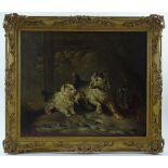 George Armfield (1808-1893), oil on canvas, Terrie
