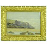 Samuel Phillips Jackson (1830-1904), watercolour,