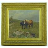 Alfred William Strutt (1825-1915), oil on canvas,