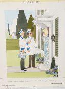 Smilby, Francis Wilford-Smith (British 1927 – 2009)