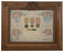 En Memoire de la Guerre - 1914-1918