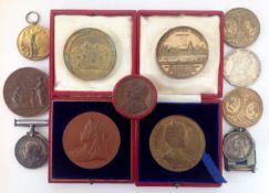 World War 1 medals for Charles Herbert Montague Amias Vere (1880 - 1953)