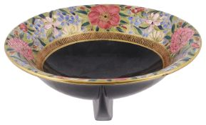 A Clarice Cliff fruit bowl for Wilkinson Ltd